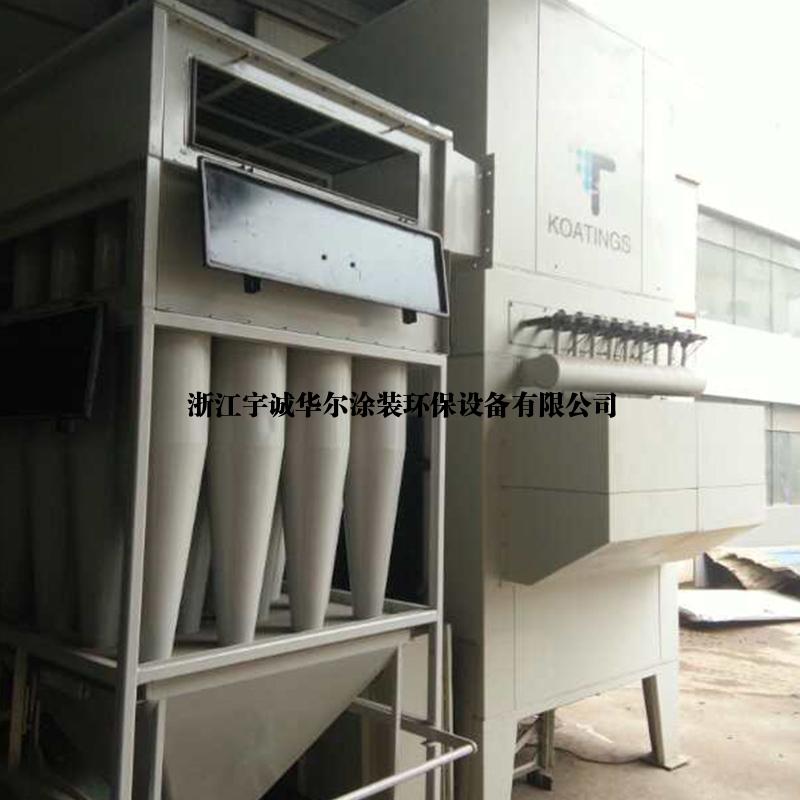 浙江湖州涂装设备流水线生产厂家 二手大小旋风回收设备低价出售