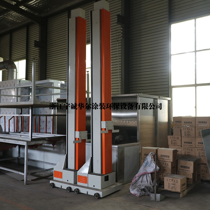 出售二手涂装环保设备二手热洁炉烘箱二手往复机二级回收