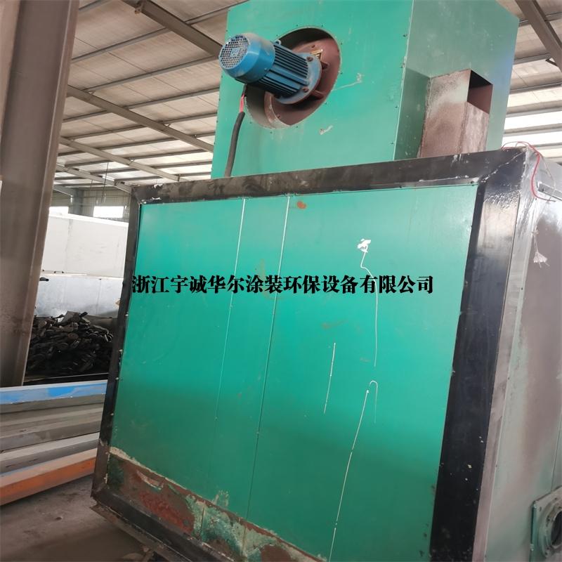 长期出售二手涂装设备二手面包炉往复机喷粉房烘箱