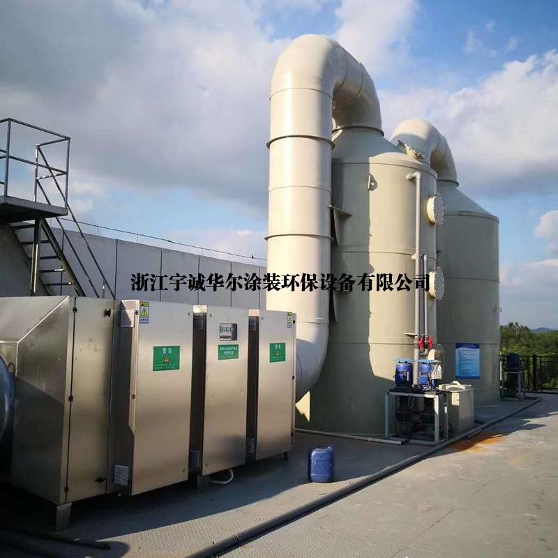 出售定做废气废水处理环保设备(二手也有)