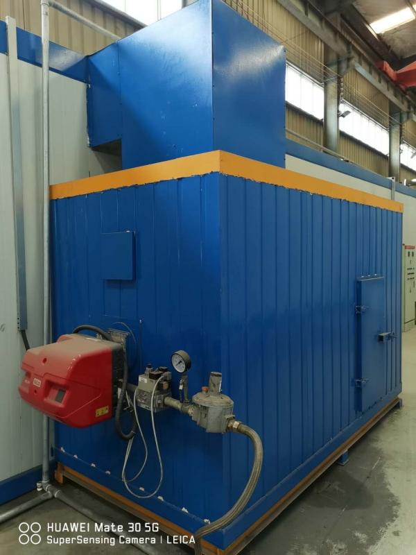 涂装设备生产线喷粉喷漆生产厂家-浙江湖州华尔涂装环保设备公司