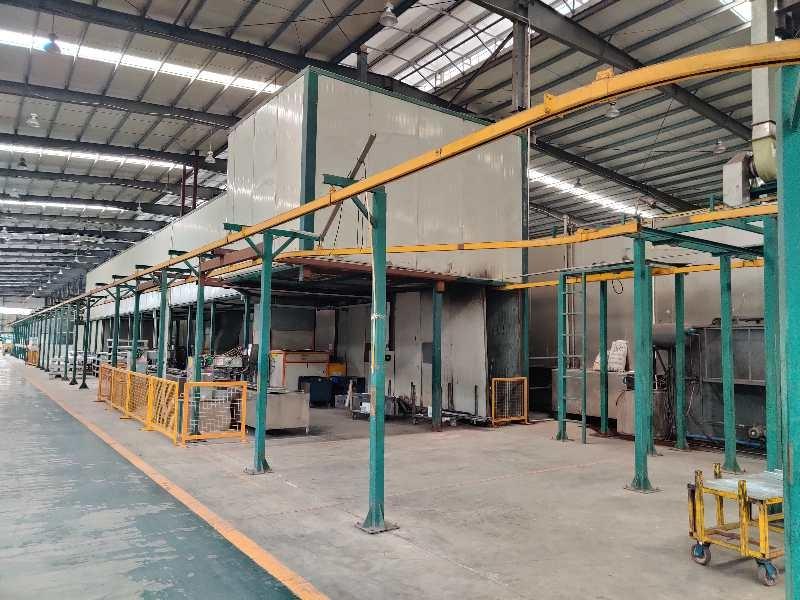 出售涂装设备喷淋前处理涂装流水线浙江湖州涂装生产厂家